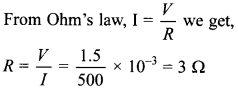 MCQ Questions for Class 10 Science Electricity with Answers 27