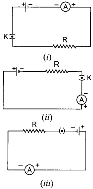MCQ Questions for Class 10 Science Electricity with Answers 8
