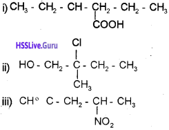 Plus One Chemistry Chapter Wise Questions and Answers Chapter 12 Organic Chemistry Some Basic Principles and Techniques 20