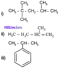 Plus One Chemistry Chapter Wise Questions and Answers Chapter 12 Organic Chemistry Some Basic Principles and Techniques 21