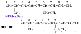 Plus One Chemistry Notes Chapter 12 Organic Chemistry Some Basic Principles and Techniques 10
