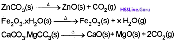 Plus Two Chemistry Notes Chapter 6 General Principle and Processes of Isolation of Elements 3