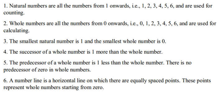 Playing with Numbers Formulas for Class 6 Q1