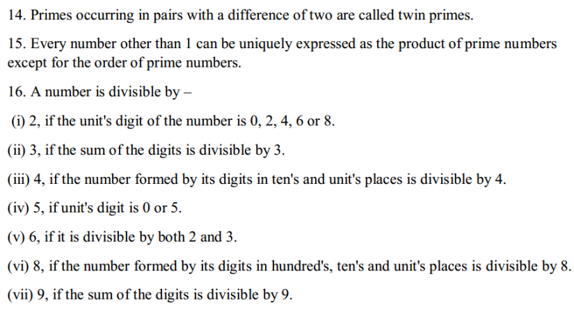 Whole Numbers Formulas for Class 6 Q2